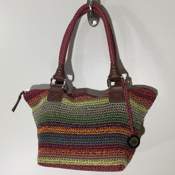 The Sak Handbags - The Sak Cambria Crochet purse